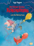 Der kleine Drache Kokosnuss Band 8 und die Wetterhexe