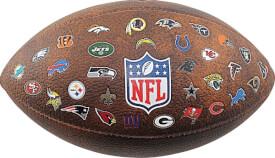 American Football NFL Junior Throwback