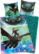 Dragons Bettwäsche 135x200cm